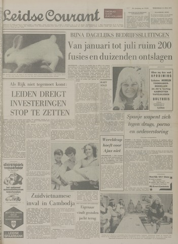 Leidse Courant 1971-07-21