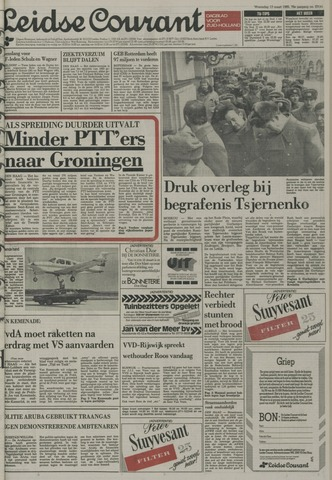 Leidse Courant 1985-03-13