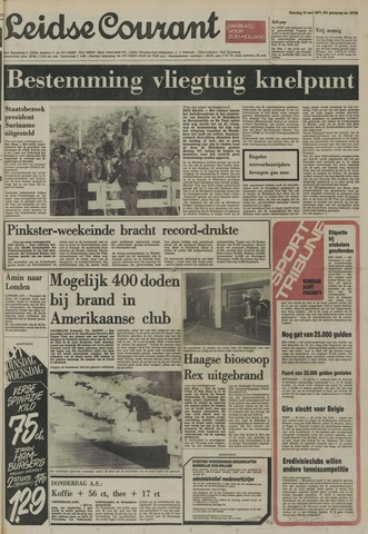 Leidse Courant 1977-05-31