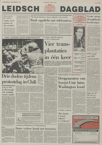 Leidsch Dagblad 1985-09-05