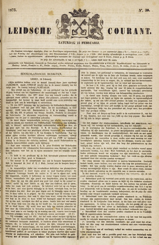 Leydse Courant 1873-02-15
