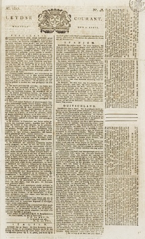 Leydse Courant 1817-04-21
