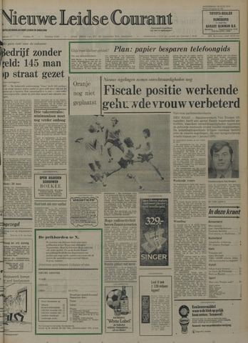Nieuwe Leidsche Courant 1974-06-20