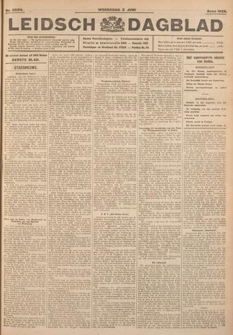Leidsch Dagblad 1926-06-02