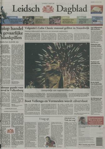Leidsch Dagblad 2004-08-23