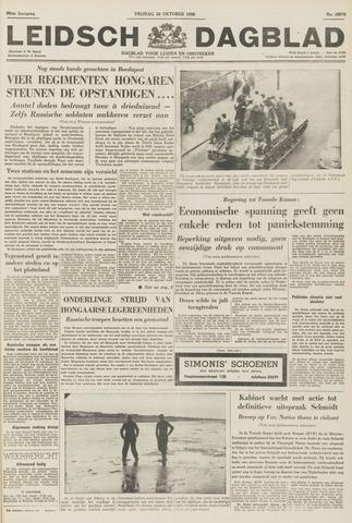 Leidsch Dagblad 1956-10-26