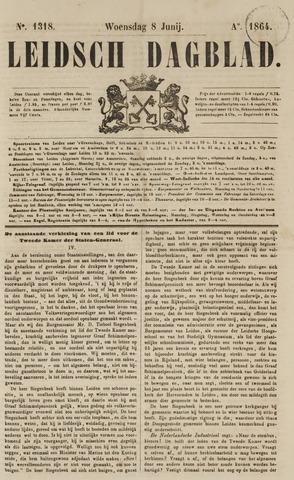 Leidsch Dagblad 1864-06-08