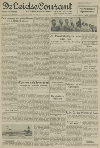 Leidse Courant 1950-05-31
