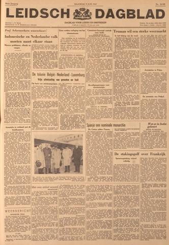 Leidsch Dagblad 1947-06-09