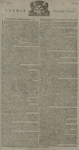 Leydse Courant 1734-07-28