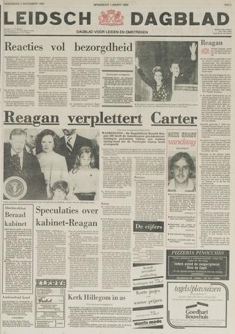 Leidsch Dagblad 1980-11-05