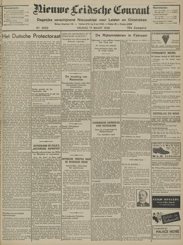 Nieuwe Leidsche Courant 1939-03-17