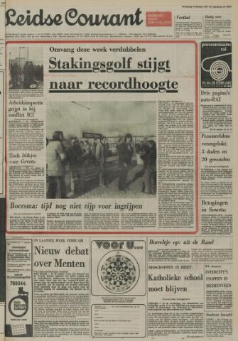 Leidse Courant 1977-02-09