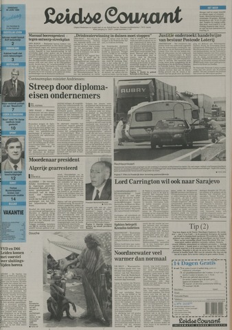 Leidse Courant 1992-06-30