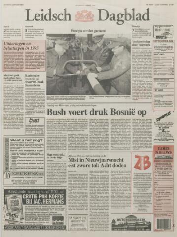 Leidsch Dagblad 1993
