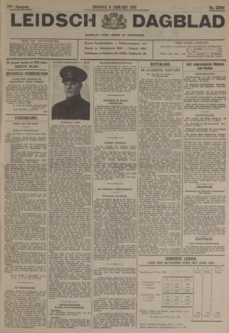 Leidsch Dagblad 1935-01-08