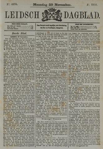 Leidsch Dagblad 1880-11-29