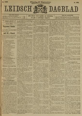 Leidsch Dagblad 1904-09-27