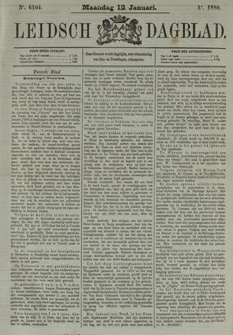 Leidsch Dagblad 1880-01-12