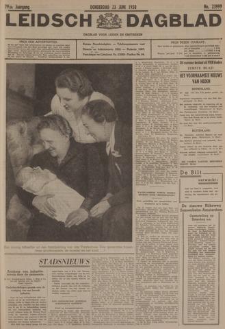 Leidsch Dagblad 1938-06-23