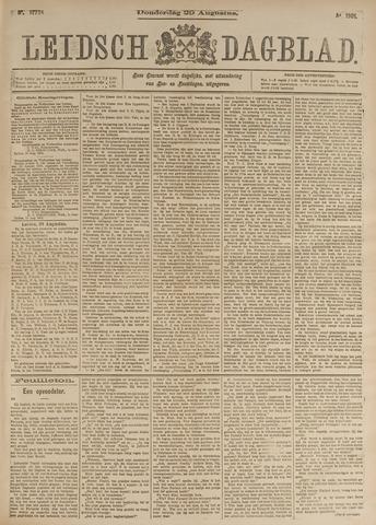 Leidsch Dagblad 1901-08-29