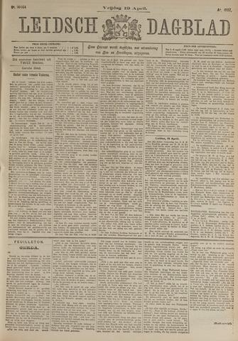 Leidsch Dagblad 1907-04-19