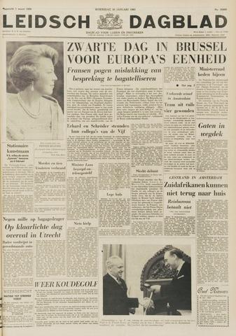 Leidsch Dagblad 1963-01-30