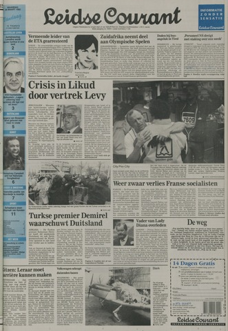 Leidse Courant 1992-03-30