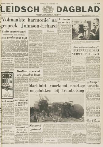 Leidsch Dagblad 1963-12-30