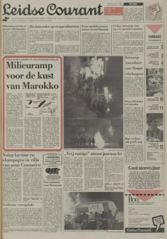 Leidse Courant 1990