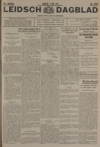 Leidsch Dagblad 1937-05-04