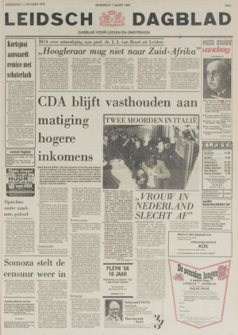 Leidsch Dagblad 1978-10-11