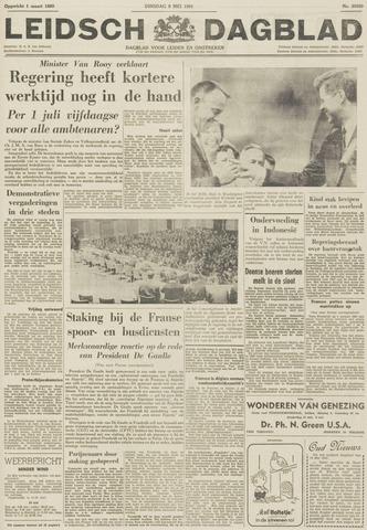 Leidsch Dagblad 1961-05-09