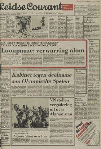 Leidse Courant 1980-01-12