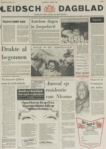 Leidsch Dagblad 1979-04-13