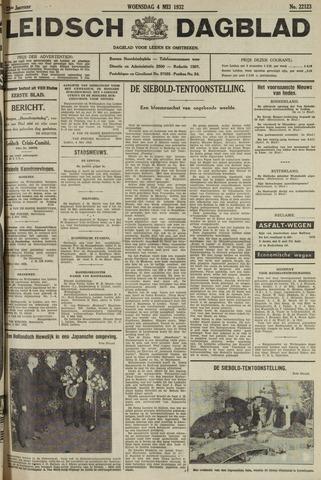Leidsch Dagblad 1932-05-04