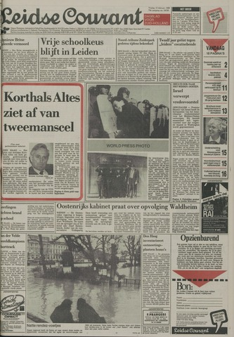 Leidse Courant 1988-02-12