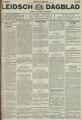Leidsch Dagblad 1932-06-17