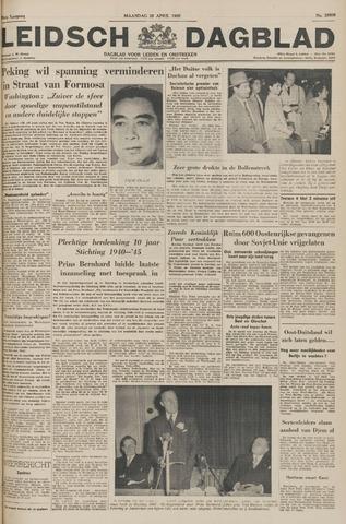 Leidsch Dagblad 1955-04-25