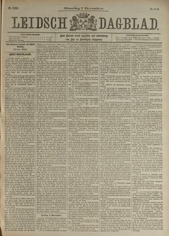 Leidsch Dagblad 1896-12-07