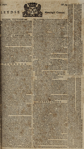 Leydse Courant 1752-07-03