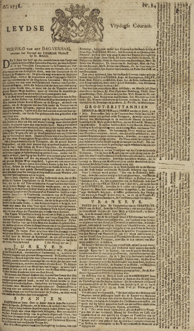 Leydse Courant 1758-07-14
