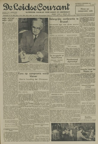 Leidse Courant 1950-12-18