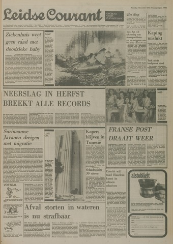 Leidse Courant 1974-12-02