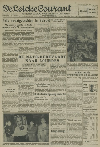 Leidse Courant 1958-06-16