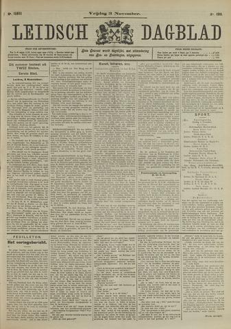 Leidsch Dagblad 1911-11-03