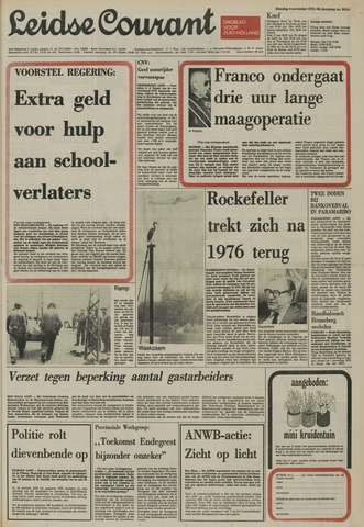 Leidse Courant 1975-11-04