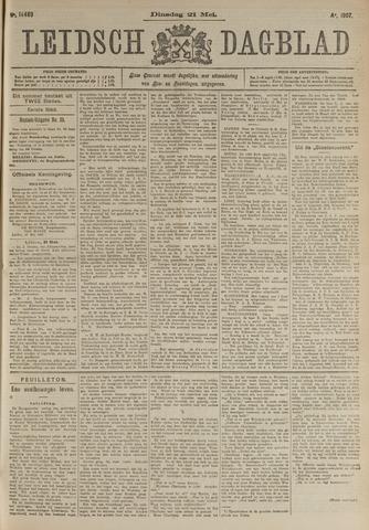 Leidsch Dagblad 1907-05-21