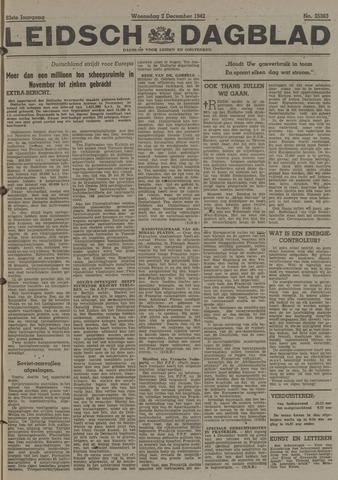 Leidsch Dagblad 1942-12-02