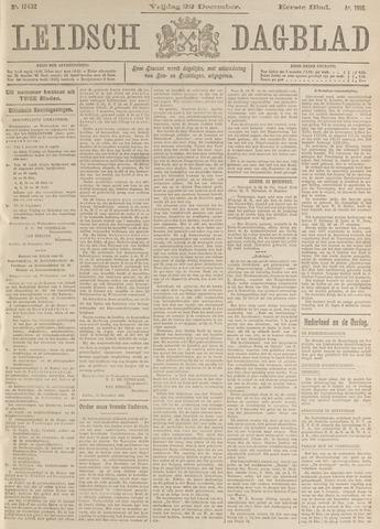 Leidsch Dagblad 1916-12-22